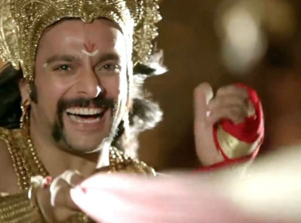 Mahabharat: Dushasan aka Nirbhay Wadhwa not scared of being typecast as a baddie – Watch Cheerharan promo!